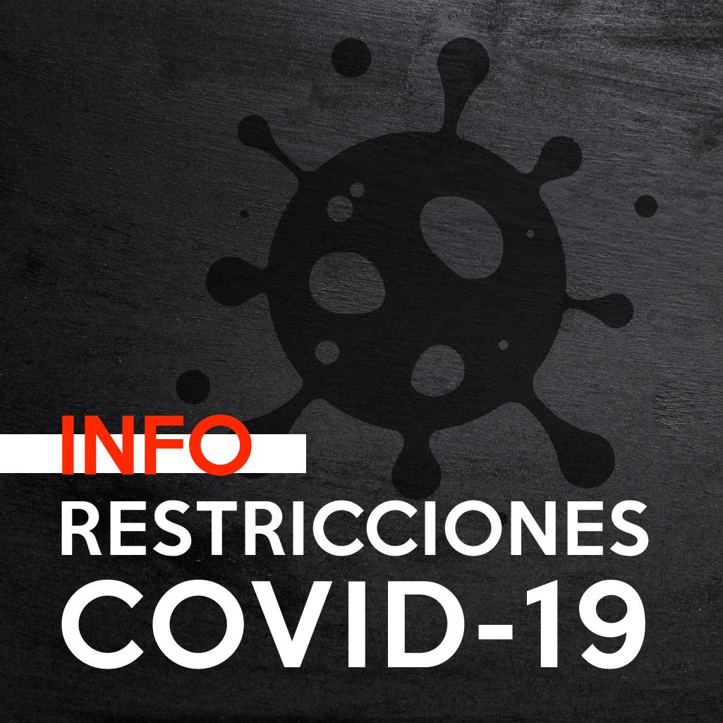 Restricciones Actuales En Indoorwall Torrejón De Ardoz (COVID 19)