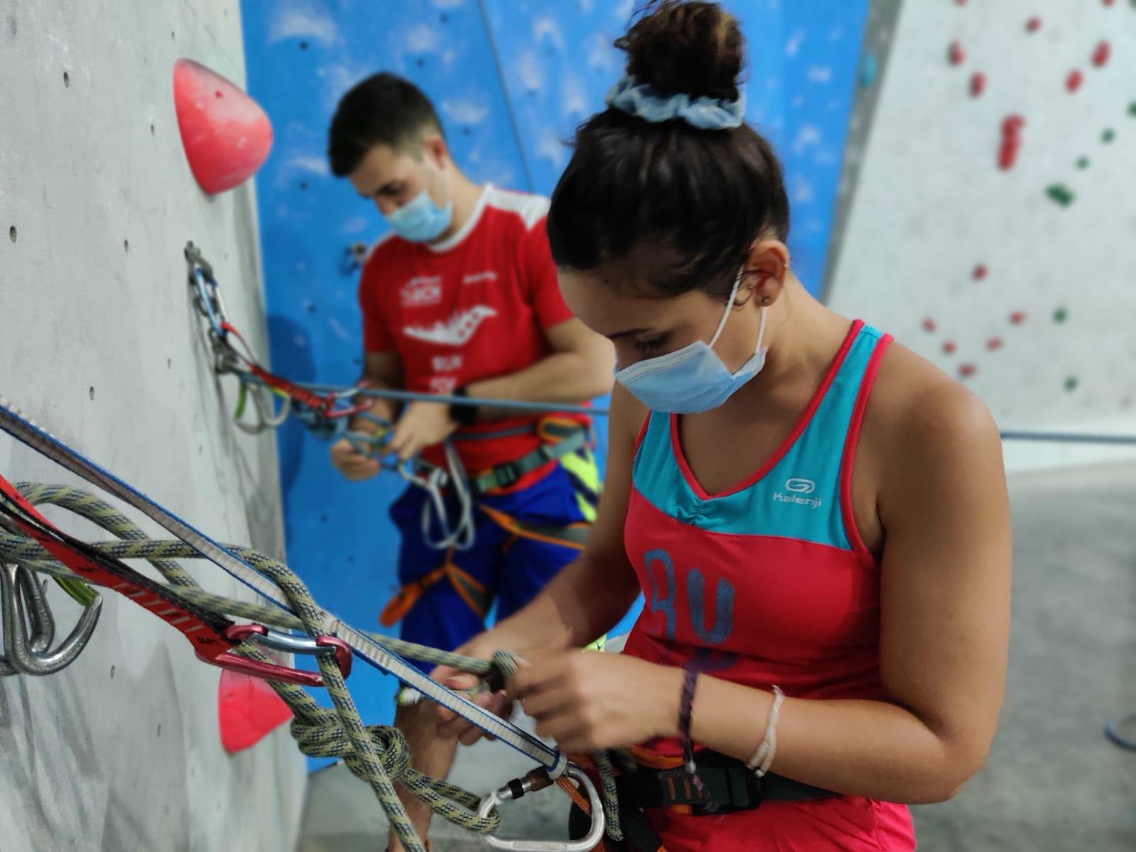 Miedo Y COVID-19: ¿Es Seguro Ir A Escalar A Un Centro Indoorwall?
