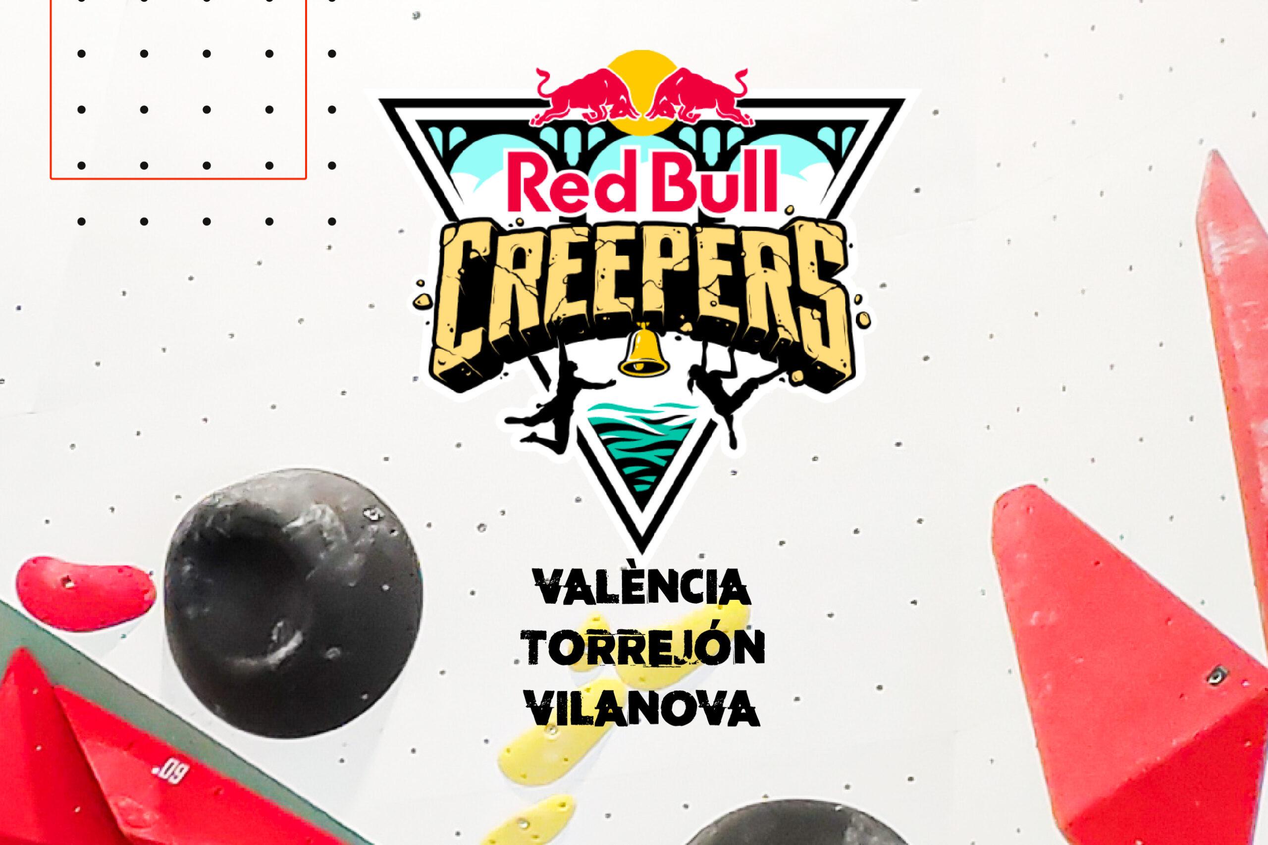 Indoorwall Acoge Tres Pruebas De La Edición De La Liga Red Bull Creepers 2021.